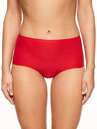 Chantelle Damen Soft Stretch Taillenslip, Rot (Coquelicot YU), Einheitsgröße