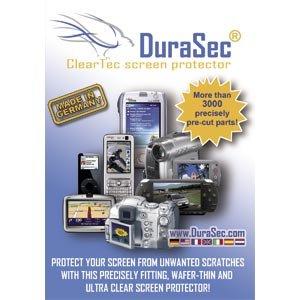 5 x DuraSec ClearTec Displayschutz für FujiFilm FinePix HS30 EXR