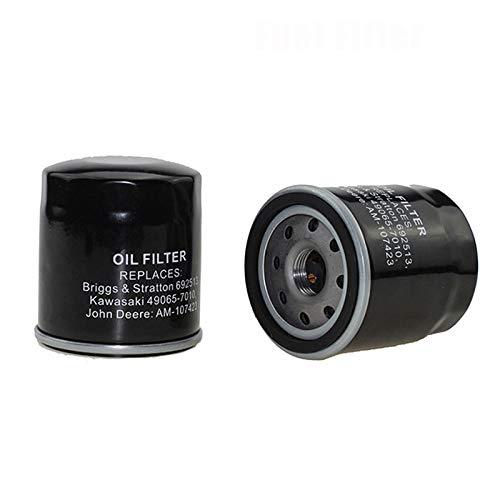 Schmierölwechselfilter - für Industrie, Land- und Baumaschinen Ölfilter für Rasentraktoren Filter Oil Kawasaki 49065-7010