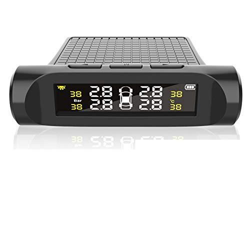 Tpms Sistema de monitoreo de presión de neumáticos de coche Digital Sistemas de alarma de seguridad automática Sistemas de alarma de batería Piezas de automóvil de presión de neumáticos medidor presio