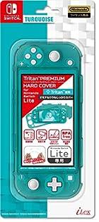 [任天堂ライセンス商品]ニンテンドースイッチLite用トライタンハードカバー『Tritan(TM)プレミアムハードカバー for ニンテンドーSWITCH Lite(クリアターコイズ)』