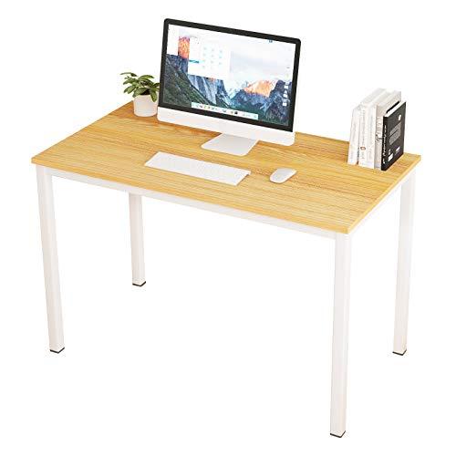 soges Escritorios 120x60cm Mesa de Ordenador Escritorio de Oficina Mesa de Estudio Puesto de Trabajo Mesa de Despacho, S1-GCP2AC3-120TW
