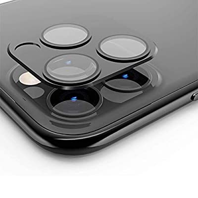 Camera Lens Protector for iPhone 11 Pro/Pro Max,Real Tempered Glass HD Clear Camera Lens Screen Cover Case for iPhone 11 Pro/Pro Max,9H Hardness Anti-Scratch Camera Screen Protective Lens Films