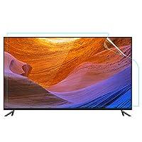 スクリーンプロテクター 32-75インチTVディスプレイ用アンチグレア/ブルーライト/防塵フィルターフィルムブロック有害なブルーレイ AWSAD (Color : HD Version, Size : 75 inch 1645X930mm)