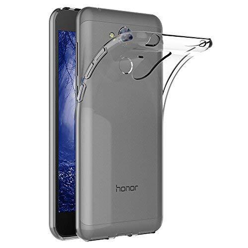 AICEK Honor 6A Hülle, Transparent Silikon Schutzhülle für Huawei Honor 6A Hülle Crystal Clear Durchsichtige TPU Bumper Huawei Honor 6A Handyhülle