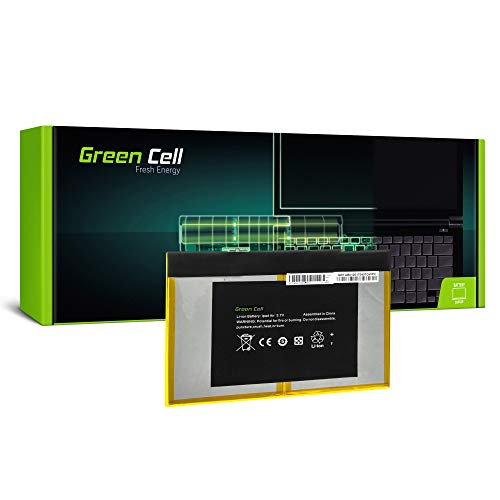 Green Cell (3.7V 30Wh 8000mAh) Battery 020-8268-A 020-8269-A 020-8271-A 020-8272-A 020-8330-A 021-8118-A 6712-6700 A1484 for Apple Tablet