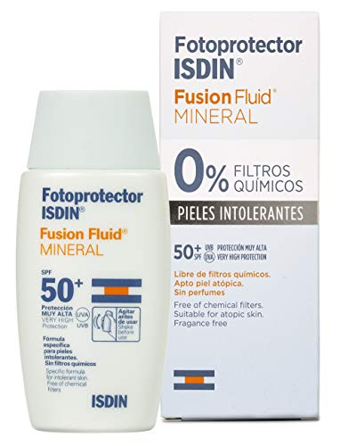 Fotoprotector ISDIN Fusion Fluid MINERAL