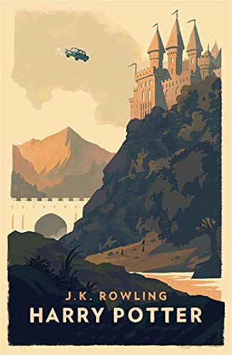 Theissen Posters Harry Potter Vintage - Matte Poster Frameless Gift 11 x 17 inch(28cm x 43cm)*IT-00272
