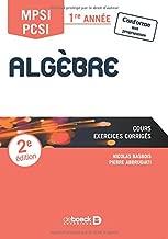 GRATUITEMENT TÉLÉCHARGER PDF JINTEGRE ALGEBRE