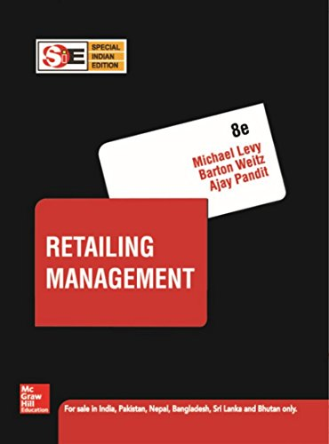 Compare Textbook Prices for Retailing Management 8 Edition ISBN 9781259004742 by LEVY