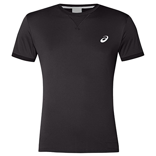 ASICS Short Sleeve Tenis Top: SS18   M