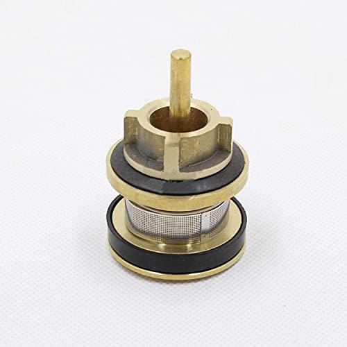 Válvulas de cartucho de grifo de disco de cerámica, reemplazo de la válvula de descarga, accesorios de cartucho de grifo de inodoro de reemplazo
