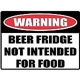 Ylzh Sticker Venta caliente Signo de advertencia Cerveza...