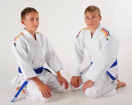 adidas Judoanzug Junior Deutschland 170 cm
