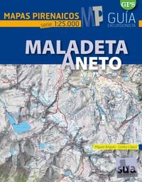 Maladeta Aneto (Mapas Pirenaicos)