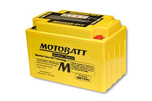 KMX14... YTX14BS YTX14LBS MOTOBATT Batterie MBYZ16H 4-polig ersetzt YTX14HBS