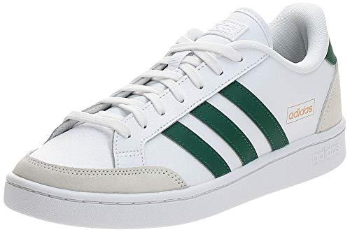 adidas Grand Court SE, Zapatillas de Tenis Hombre, FTWBLA/VERUNI/GRIORB, 48 EU