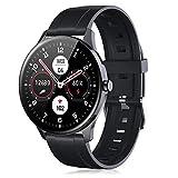 Smartwatch Uomo Activity Tracker Sportivi Contapassi Controllo Musica Cronometro Impermeabile IP68 Orologio Fitness 1,3 ' Full Touch con Cardiofrequenzimetro e Notifica di Chiamata SMS per Android iOS