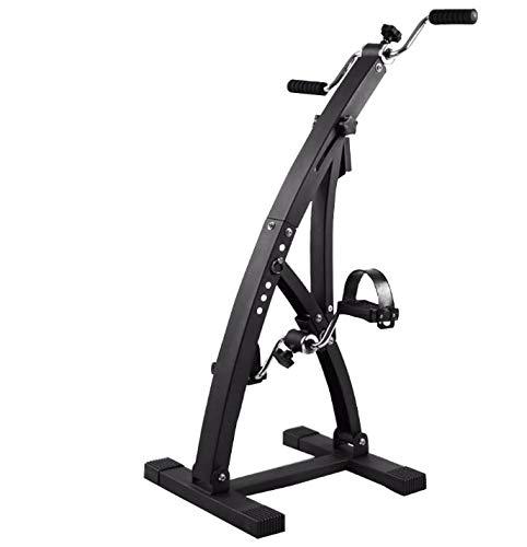 Pedaliera riabilitazione braccia gambe Duo Bike, pedaliera per anziani, Allenamento Braccia Gambe