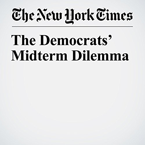 The Democrats' Midterm Dilemma copertina