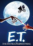 Poster E.T Affiche cinéma Wall Art