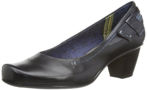 Marc Shoes Banja 1.410.94-01/760, Damen Pumps, Blau (Marine 760), EU 41