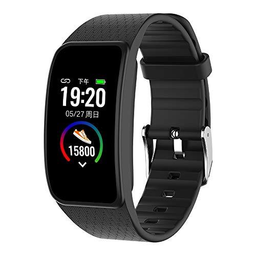 Xiao huang li Horloges fitness tracker/Horloge met hartslagmonitor/bloeddrukmeting/multifunctioneel/stappenteller/waterdicht/zwart, blauw, bruin, wit, rood