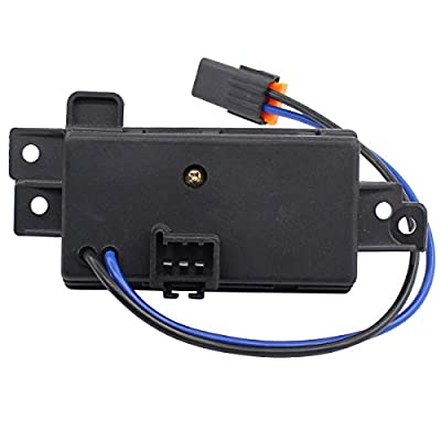 NewYall HVAC Heater Blower Motor Resistor for Auto Temperature Control Models