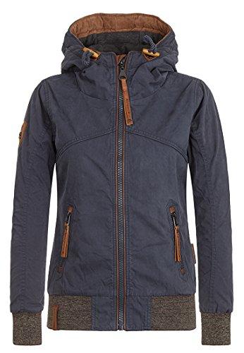 Naketano Female Jacket Pallaverolle, Dark Blue, S