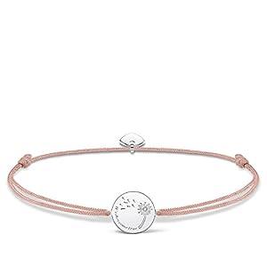 Thomas Sabo Damen-Armband Little Secret Wishes Come True 925 Sterling Silber LS035-401-19-L20v