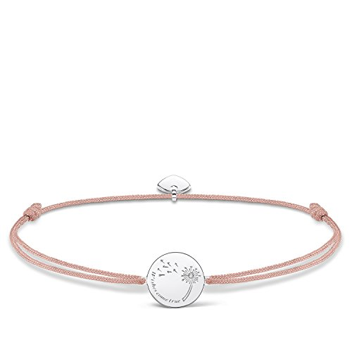 Thomas Sabo Damen Armband Little Secret Wishes Come True 925 Sterling Silber LS035-401-19-L20v