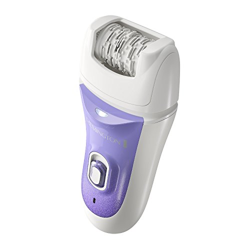 Remington EP7030 Women's Deluxe Rechargeable Epilator Wet and Dry