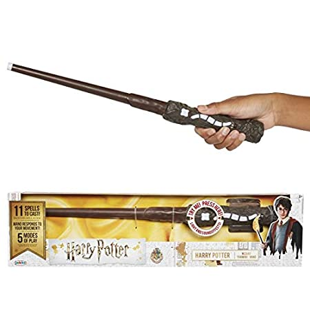 Harry Potters magischer Zauberstab mit Funktion