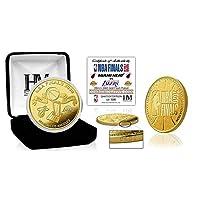 NBA グッズ コイン コレクタブルアイテム レイカーズ マイアミ・ヒート NBAファイナル2020 記念 The Highland Mint - [並行輸入品]