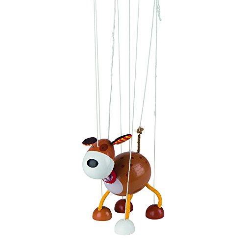 goki 51755 Marionette Hund Puppe