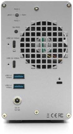 2TB Mercury Elite Pro Dual USB-C