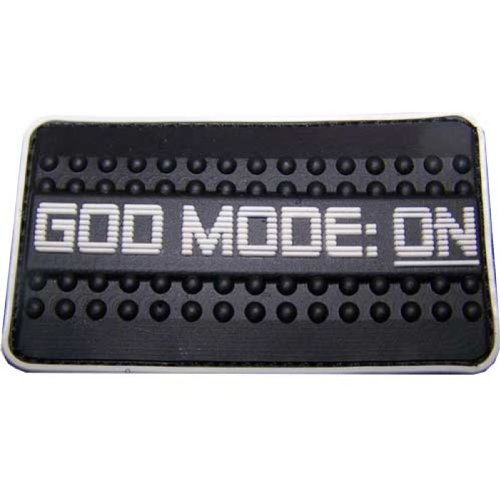 '3D Rubber Patch: God Mode ON