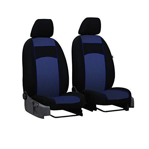 GSC Sitzbezüge Universal Schonbezüge 1+1 kompatibel mit FIAT DUCATO II