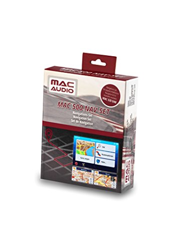 Mac Audio Mac 500 NAV-Set