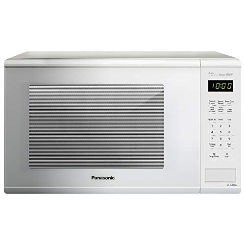 1100 watt white microwave - 4