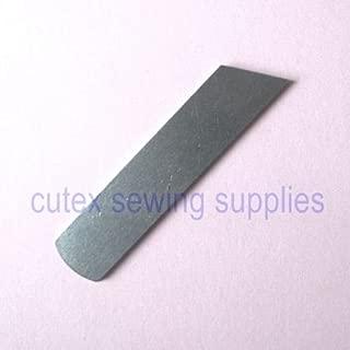 Cutex (TM) Brand Lower Knife for Bernina Bernette 003, 004, 007D, MO-334 Sergers #50145403