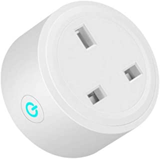 LianWan Wifi Smart Plug for home automation compatible with Alexa, Google Home IFTTT (1 Pack)