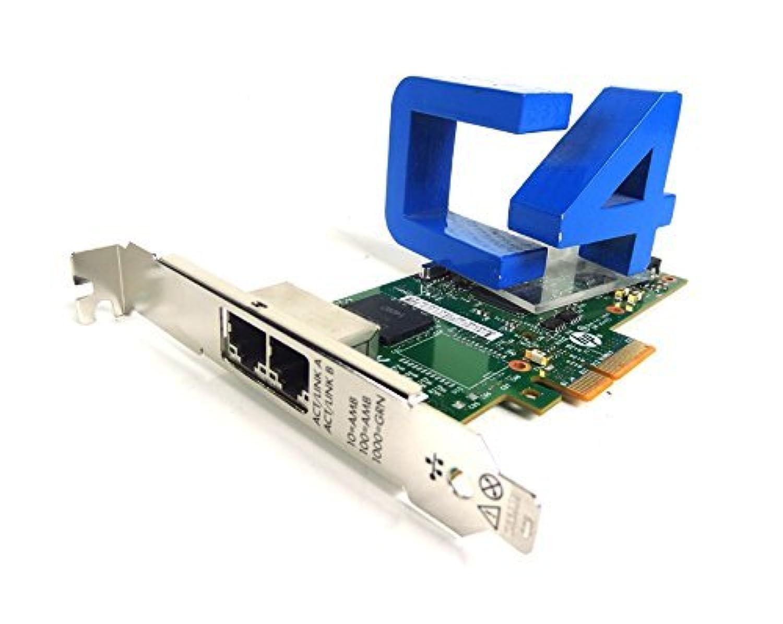 HP Ethernet 1Gb 2ポート 361T アダプター (652497-B21) - (認定整備品)