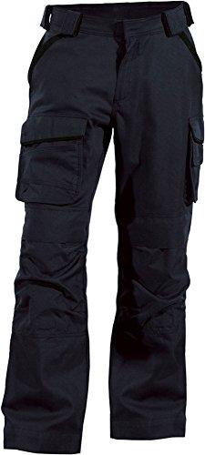DASSY Bundhose BOND - EN ISO 15797 - dunkelblau/schwarz - Größe: 42