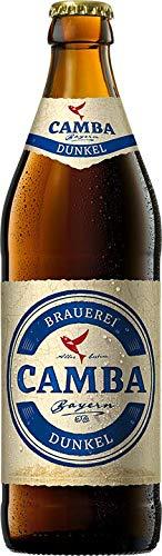 Camba Dunkel 12 x 0,5 bayerisches bier