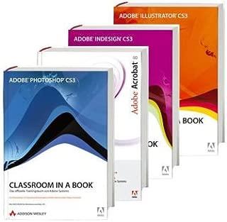 Adobe Creative Suite 3 Standard - Bundle: Classroom in a Book. Die offiziellen Trainingsbücher von Adobe System