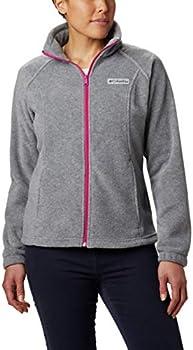 Columbia Women Benton Springs Full Zip Jacket