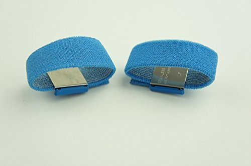 DESCO-ASK-34205 09028 Adjustable Elastic Anti-Static Wristband
