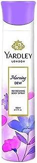 Yardley London Morning Dew Refreshing Deo For Women, 150ml