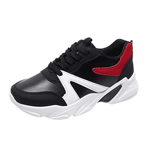 Geburtstagsgeschenk Day.LIN Turnschuhe Damen Sportschuhe Herrn Sneaker Lässige Turnschuhe Sports Running Fitness Outdoorschuhe Lässige Outdoors Schuhe